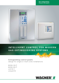 Extinguishing Control Panels