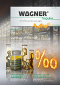 Customer Magazine WAGNER Impulse 1-2014