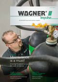 Customer Magazine WAGNER Impulse 2-2016