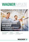 Customer Magazine WAGNER Impulse 1-2018